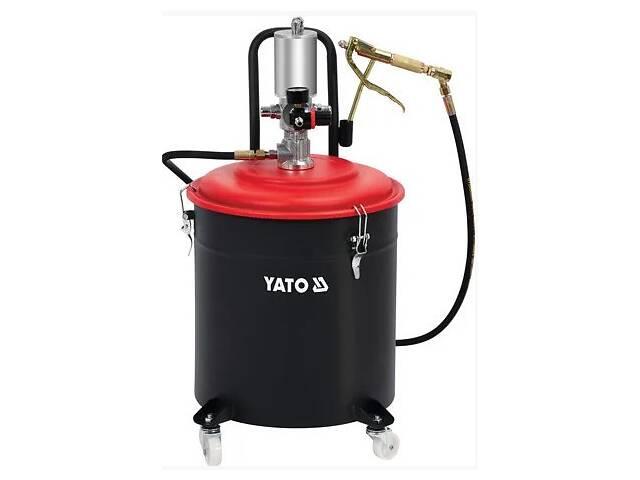 купить бу Пневматический нагнетатель консистентной смазки YATO YT-07069 в Ивано-Франковске