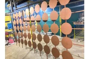 Порошкова покраска металлоконструкций до 6 м в длину