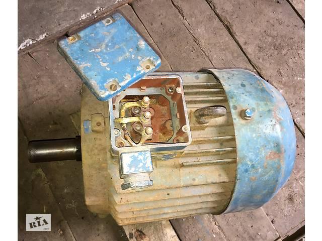 Продам електродвигун АИР 132 S6 5,5 кВт/1000- объявление о продаже  в Запоріжжі