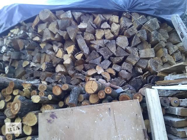 купить бу Продам колотые дрова дуба в Харькове