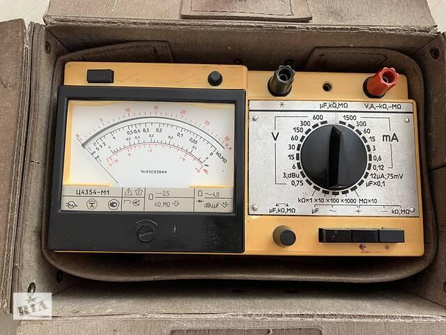 продам Прибор комбинированный Ц4354-М1, тестер, мультиметр бу в Николаеве