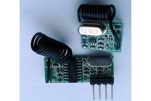 Приймачі і передавачі 868 MHz
