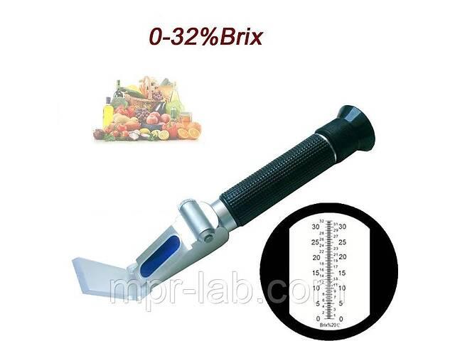 продам Рефрактометр ZGRB - 32 ATC для сахарозы, сож. Со шкалой 0-32% Brix бу в Львове
