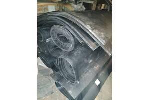 Резина листовая рулонная ТМКЩ МБС  толщиной от 1 до 100 мм.