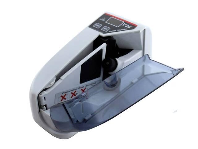 Ручная машинка для счета денег c детектором Kronos Handy Counter V30 (gr_007201)