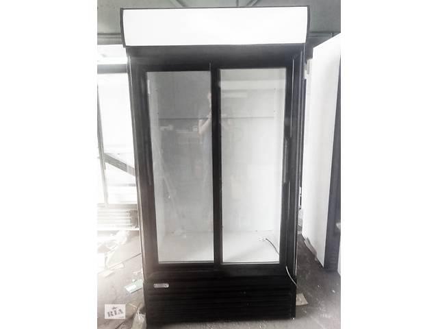 купить бу Шкаф витрина холодильная из Европы. Под стеклом, двухдверный в Киеве