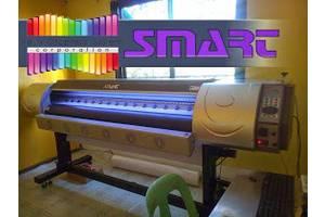 Широкоформатний принтер плоттер СМАРТ 1900 DX 7