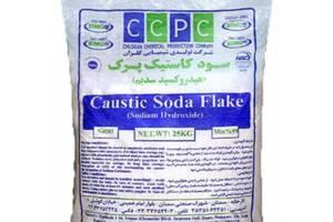 Сода каустическая (гидроксид натрия, едкий натр) чешуированная (чешуя)