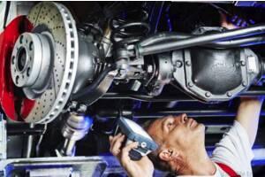 СТО диагностика и ремонт ходовой легковых авто и бусов