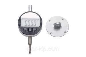 Цифровой индикатор часового типа ИЧЦ 0-12,7 мм (0,01 мм) с ушком