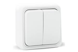 Выключатель SVEN SE-65015 white (7100050)