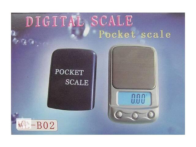 Ювелирные весы Ml-B02 до 100 грамм (шаг 0,01)- объявление о продаже  в Харькове