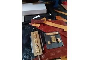 Изготовление ножей для раскроя.Клише. Резаки для вырубки. Прессы.Спецоборудование