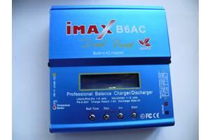 Зарядка IMax B6 c блоком питания. Для зарядки всех типов аккумуляторов