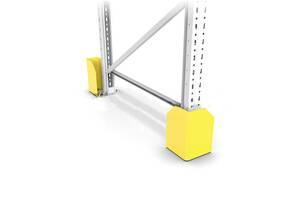 Защитные элементы складских стеллажей
