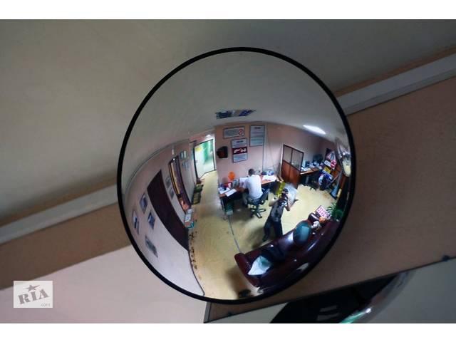 купить бу Зеркало внутренние Megaplast K500 мм. для наблюдения в помещении. в Киеве