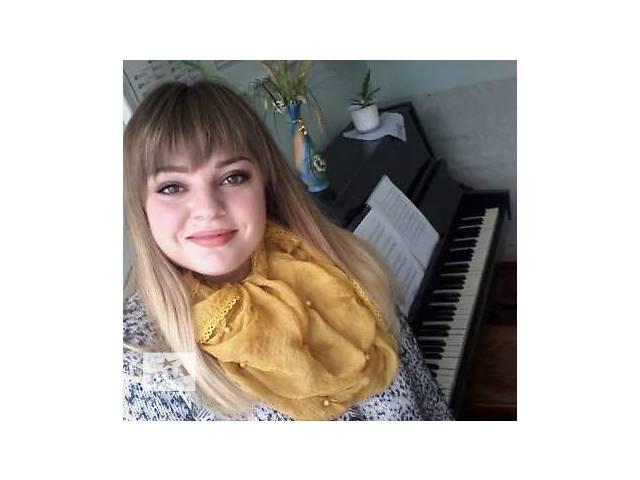 Индивидуальные уроки игры на Фортепиано- объявление о продаже  в Тернополе