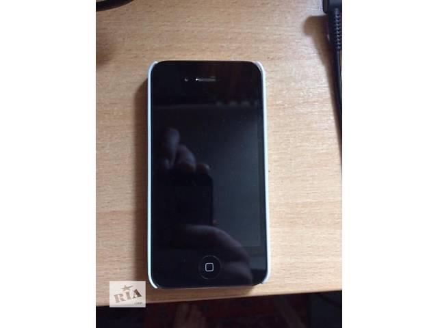 продам ІPhone 4S 32gb Black neverlock бу в Киеве