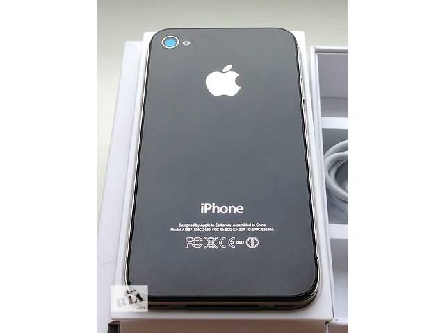 продам iphone 4s идеальное состояние айфон гарантия 4с идеал 16gb Neverlock бу в Виннице
