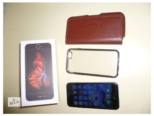 купить бу Iphone 6s копия + стекло + бампер + чехол в Одессе