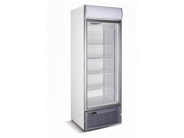 купить бу Качественный новый морозильный шкаф Crystal CRFV 500, объем 400 л  в Ровно
