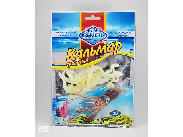 купить бу Кальмар сушений 18 г. (55 шт/ящ) в Полтаві