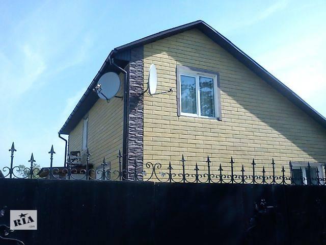 Утепление и облицовка фасада сайдингом каменным Донрок.- объявление о продаже  в Донецкой области