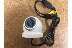 Камера відеоспостереження CCTV Mini Dome 2MP Camera 1080p Weatherproof з США.Якість супер !