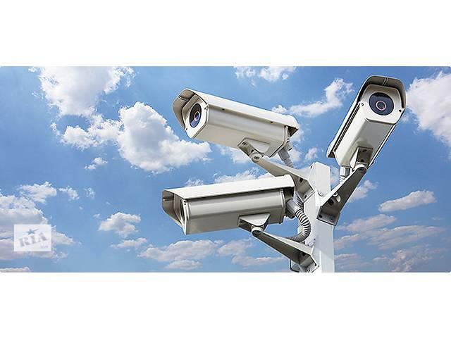 купить бу Камеры видеонаблюдения в Никополе, установка камер Никополь в Никополе (Днепропетровской обл.)