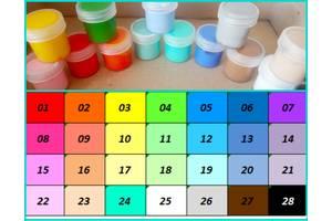 Акриловые красочки для рисования