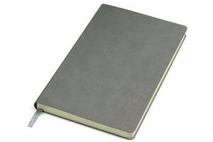 Блокнот Thinkme Funky серый с мягкой обложкой