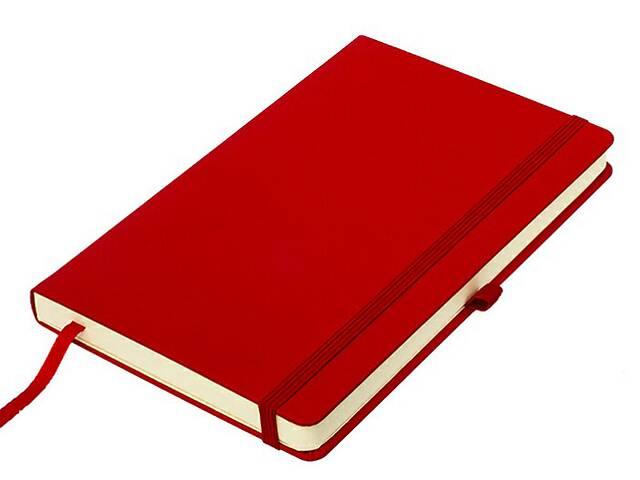 продам Блокнот Thinkme Silky красный с твердой обложкой бу в Киеве