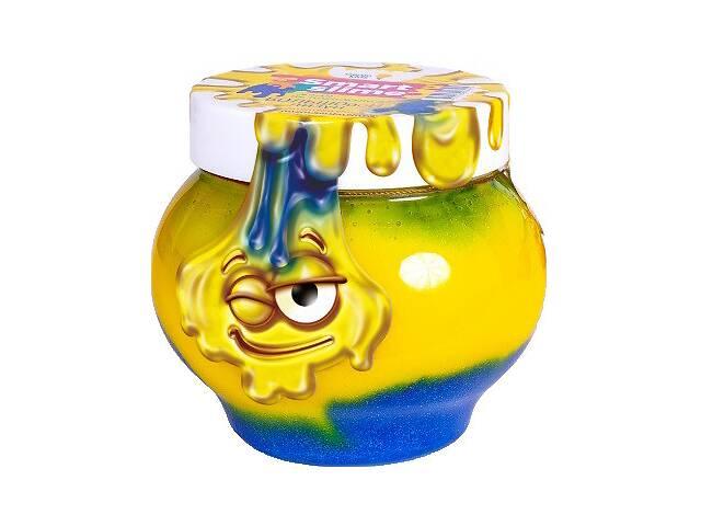 продам Детская игрушка Genio Kids Art Мялка-жмялка 2в1 в банке, желтая. Подарок детям от 5 лет бу в Киеве