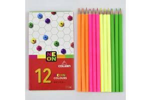 Карандаши цветные, 12шт в упаковке SKL11-182965