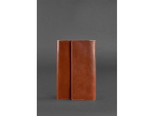 бу Кожаный блокнот (Софт-бук) 5.1 светло-коричневый BlnkntBN-SB-5-1 в Киеве