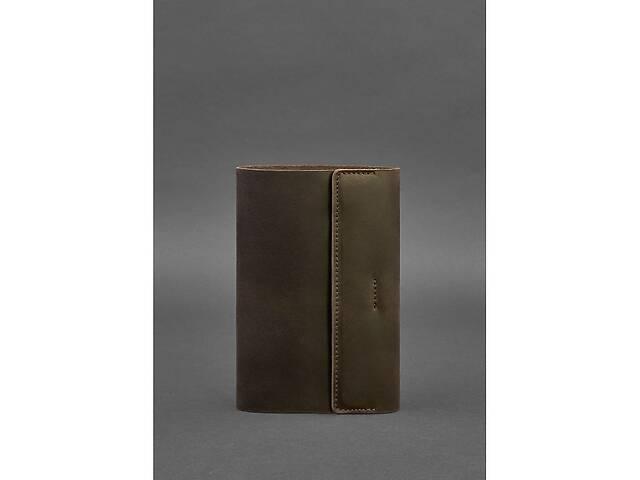 Кожаный блокнот софт-бук 7.0 темно-коричневый BlnkntBN-SB-7-o- объявление о продаже  в Киеве