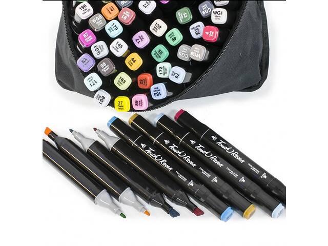 продам Набор двухсторонних маркеров TouchRaven 36 цветов TK00017 бу в Киеве