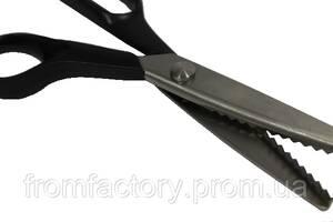 Ножницы с зубчиками (зиг-заг) 24см
