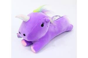Пенал Kronos Top фиолетовый единорог (stet_644)