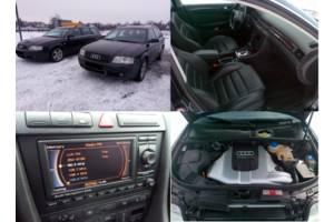 Багажники Audi A6