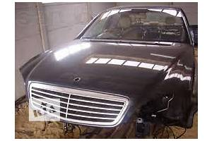 Капоты Mercedes S-Class