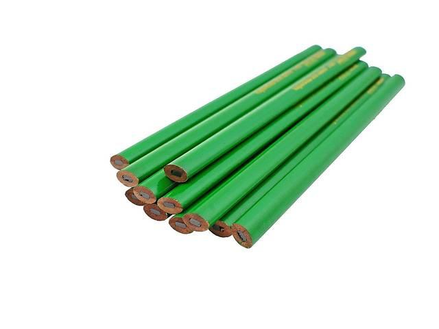 продам Карандаш Mastertool - по камню 250 мм (12 шт.) зеленый Art. big--687201193 бу в Киеве