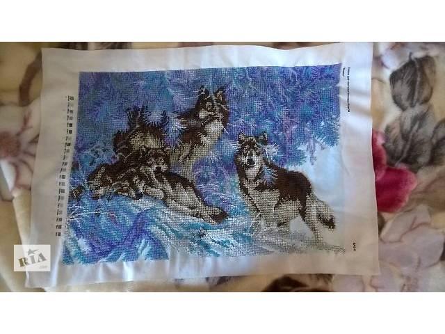 "Картина ""Вовки""- объявление о продаже  в Тернополе"