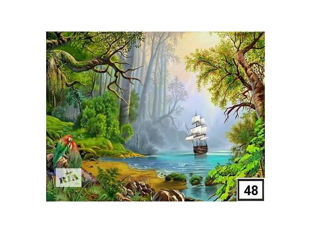 бу Картины раскраски по номерам 40х40см в Харькове