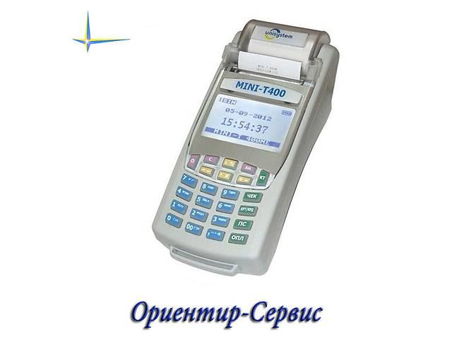 Касовий апарат MINI-T400МЕ