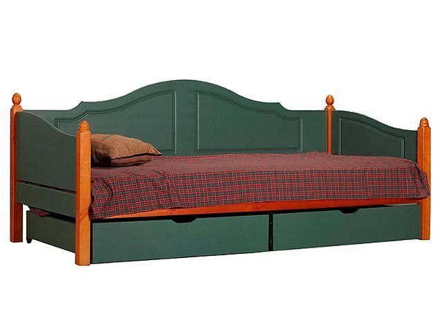 купить бу Катрин - односпальная кровать из массива карельской сосны в Киеве