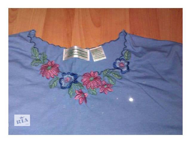 купить бу Х/б костюм женский - брюки и блуза в Сумах