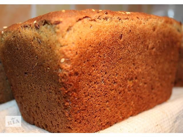 бу Хліб без дріжджів цільнозернового борошна в Черкасах