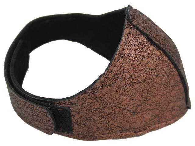 бу Автопятка кожаная для женской обуви темно коричневая 608835-19 в Киеве