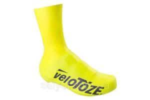 Бахилы Velotoze, Неоново-жёлтый (XL)